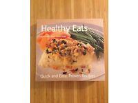 Healthy Eats recipe book