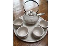 Decorative Chinese style tea set