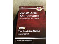 CGP GCSE AQA Mathematics for Grade 9-1 Course.?