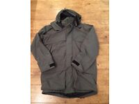 Karrimor SF Trojan jacket and over trousers. Grey. Size medium
