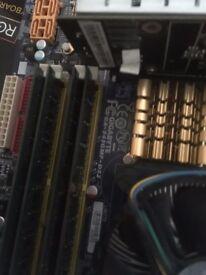 Motherboard CPU GPU / LGA 775 GT 520