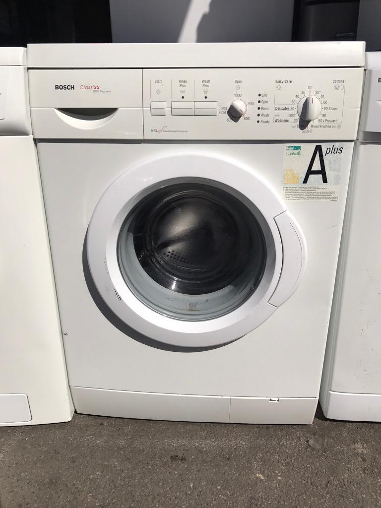 Bosch washing mechine A+