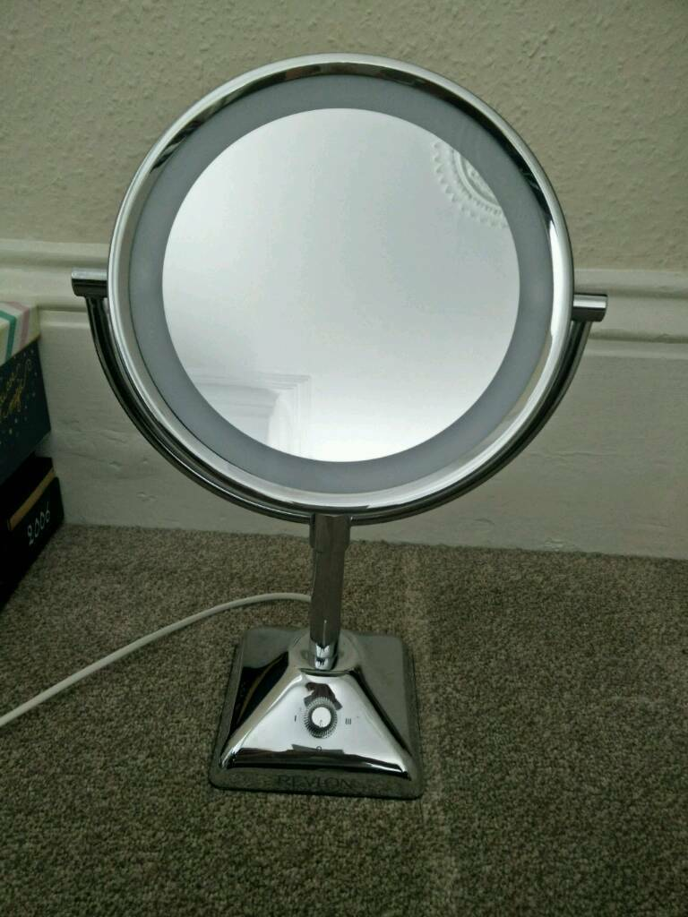 Revlon Oval Makeup Mirror Mirror Decorating Ideas