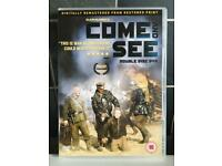 Come and see Dvd