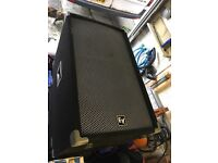 Ev Sound System - 2x tops + 2x subs good condition