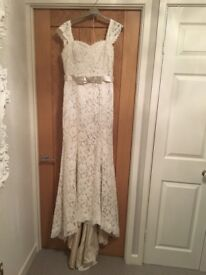 Wedding Dress made by White Rose