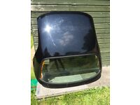 MG mgf or TF hardtop wanted black