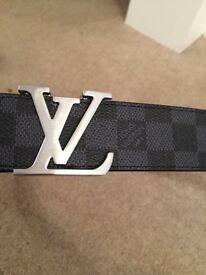 Men's belts Louis Vuitton