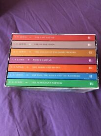 Chronicles of Narnia Box Set - 7 books