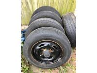 Ford transit swb wheels