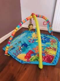 Baby ocean fun playmat