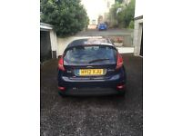 ford fiesta 1.6 tdci econetic van for sale, very reliable and cheap run around.