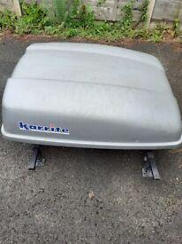 Karrite Contour Roof Car Box 150 L