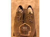 Men's new smart Barbour shoes - 11