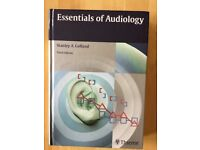 Audiology text book