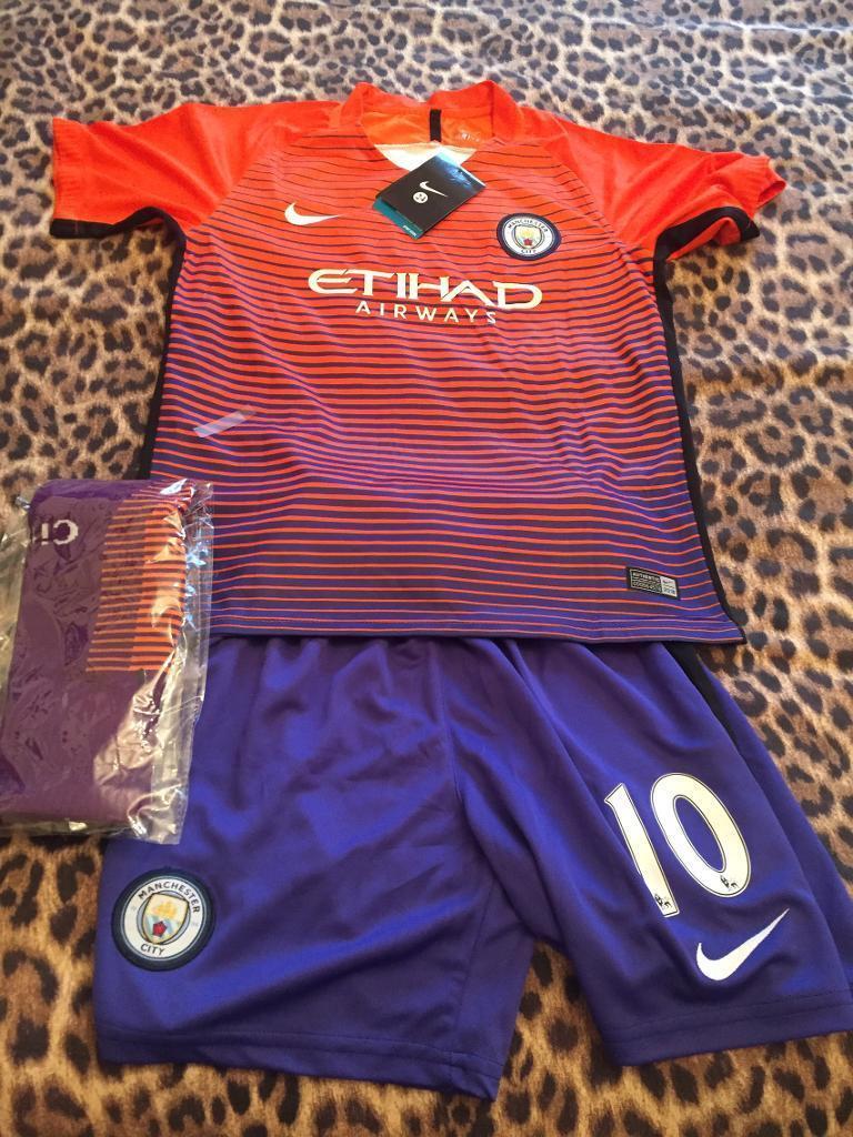 Man City 3rd kit