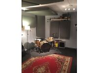 Monthly hire rehearsal rooms first month half price BN41 Hove Lagoon