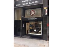 Unit Six Gentlemen's Barbers