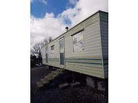 Willerby Mobile Home 27x10 - 2 bedrooms and original furnishings
