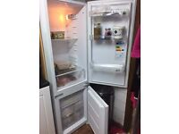 Curry's ESSENTIALS CIFF7015 Integrated Fridge Freezer, In Great Condition almost new