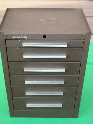 Kennedy 6 Drawer Roller Tool Box Rolling Cabinet Base Tooling Storage 32x 20x14