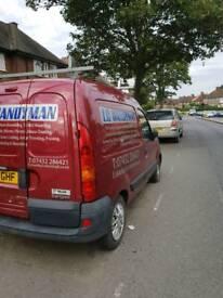 I am selling my van