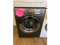 SAMSUNG 7KG DIGITAL WASHING MACHINE IN GUN METAL GREY