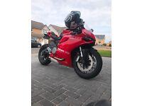 Ducati panigale 899 - cheap - super sports - quick sale - full ducati history