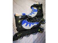 K2 roller blades size UK 6.5
