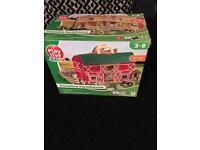 Toy farm house