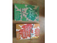 Toby Alone books x 2