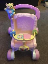 Fisher Price, First doll Pushchair