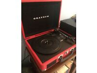 Record Player - Rarely Used.