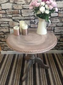 Shabby chic coffee table/ side table