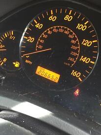 Toyota avensis estate!