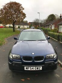 BMW X3 12months MOT