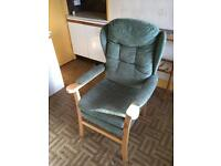 HSL The Chair Specialists High Seat Chair