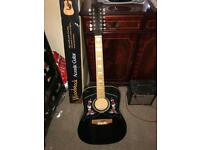 12 string acoustic guitar Japanese project **can post**