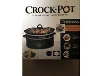 crock pot slow cooker BNIB