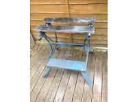 Vintage quality black & decker Workmate £25
