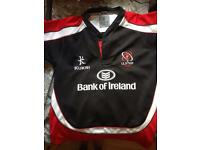 Ulster rugby shirt jersey Northern Ireland republic Belfast