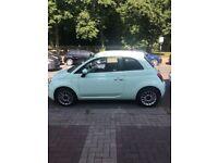 Fiat 500 1.2l Pop Star Green