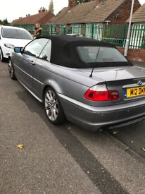 REDUCED BMW 320cd msports