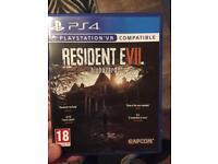 Resident Evil 7 Bioharzard