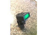 D'Addario clip on tuner for guitar and bass