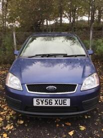 Ford Focus C-Max 1.6 petrol zetec