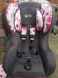 Kids baby weavers car seat
