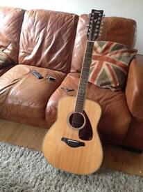 Yamaha FG720S-12 12 string guitar