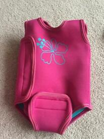 Baby wetsuit 3-6 months