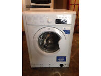 7KG & 1600 Spin INDESIT IWE714 Washing Machine (Fully Working & 4 Month Warranty)